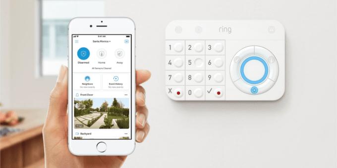 Ring Alarm App