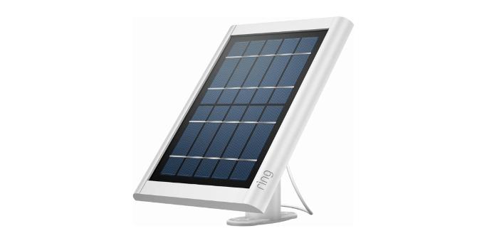 Ring Camera - Accessories - Solar Panel