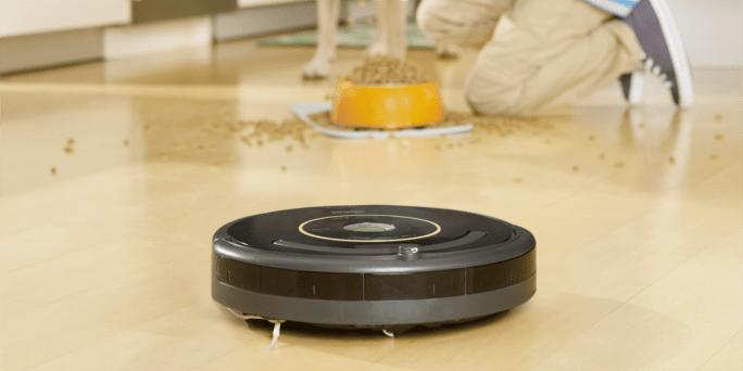Roomba 650 Dog Food
