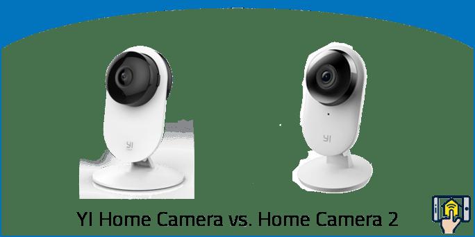 YI 1080p Home Camera vs. Home Camera 2