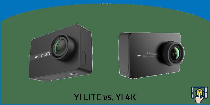 YI LITE vs. YI 4K