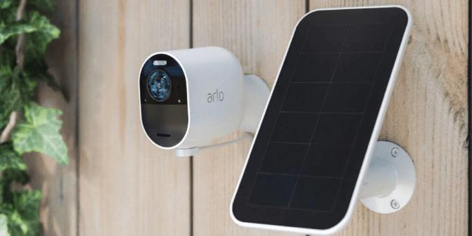 Arlo Ultra Solar Panel
