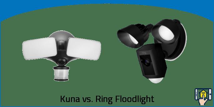 Kuna vs. Ring Floodlight