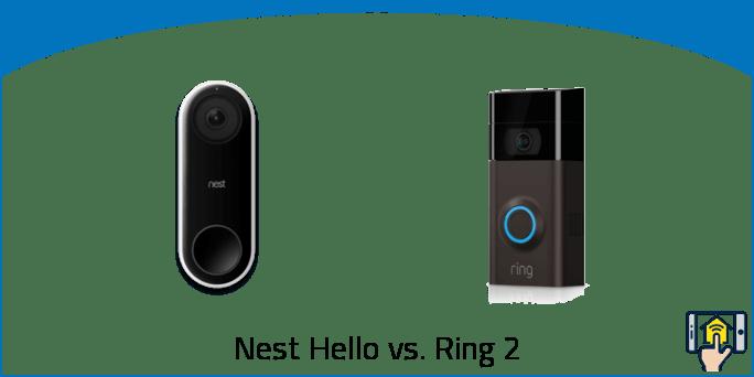 Nest Hello vs. Ring 2