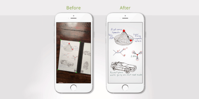 Rocketbook Digital Notes