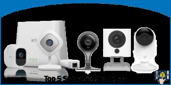 Top 5 Smart Continuous Video Recording Cameras