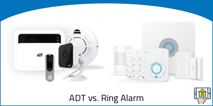 ADT vs. Ring Alarm