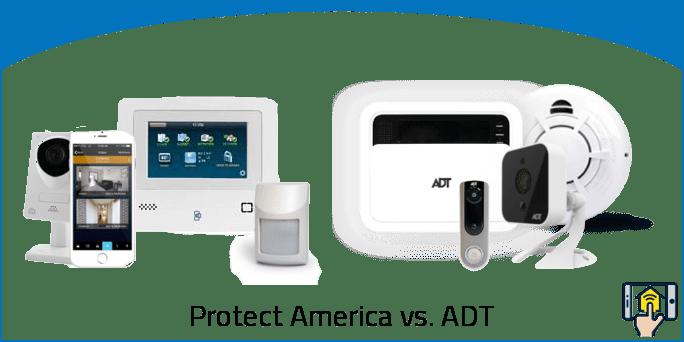 Protect America vs. ADT