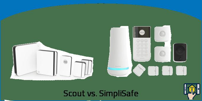Scout vs. SimpliSafe