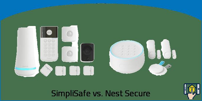 SimpliSafe vs. Nest Secure