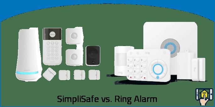 SimpliSafe vs. Ring Alarm Security System