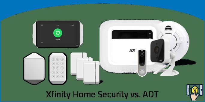 Xfinity Home Security vs. ADT