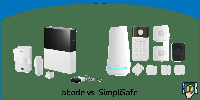 abode vs. SimpliSafe