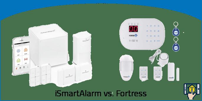 iSmartAlarm vs. Fortress