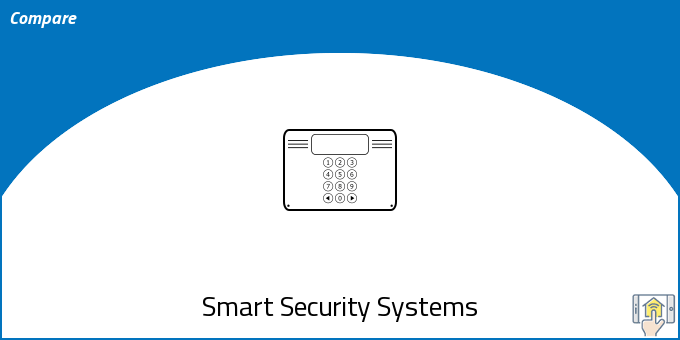 Compare Smart Home Security Systems - Header