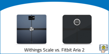 Withings Scale vs. Fitbit Aria 2