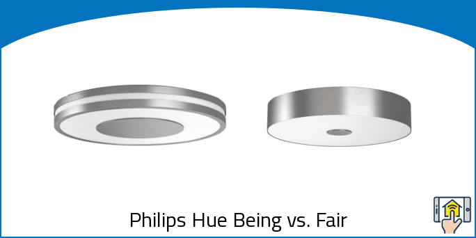 Philips Hue Being vs. Fair