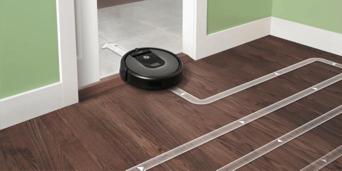 iRobot Roomba 960 pattern