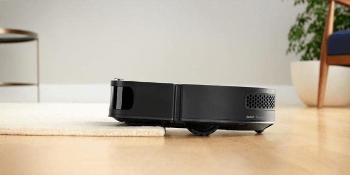 iRobot Roomba s9 carpet boost