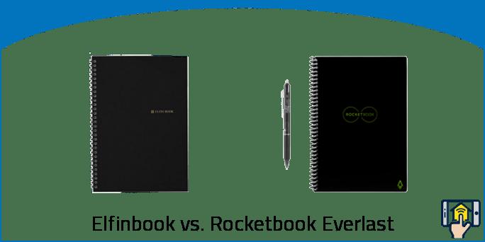 Elfinbook vs. Rocketbook Everlast