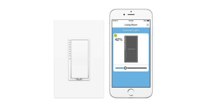 Insteon 2474DWH Smart Dimmer Switch