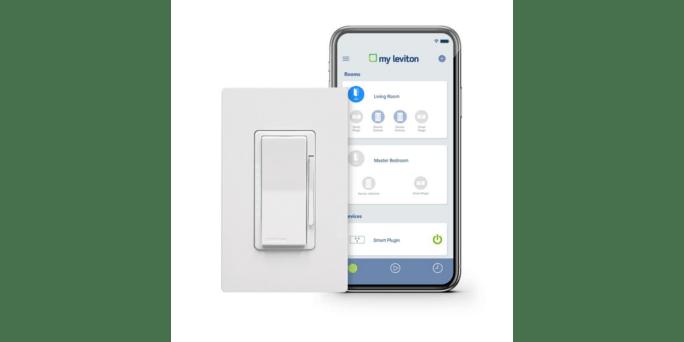 Leviton WiFi Smart Dimmer
