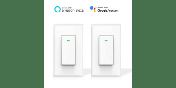 Maxcio Smar Wi-Fi Light Switch
