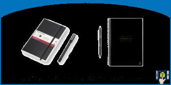 Moleskine Smart Notebook vs. Rocketbook Everlast