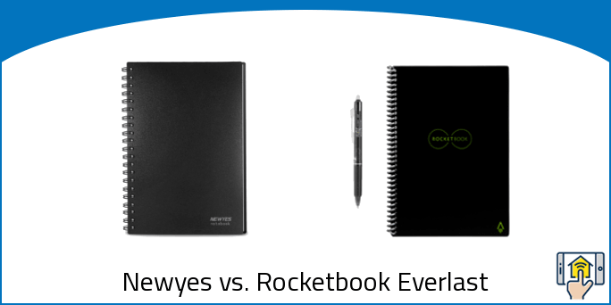 Newyes vs. Rocketbook Everlast