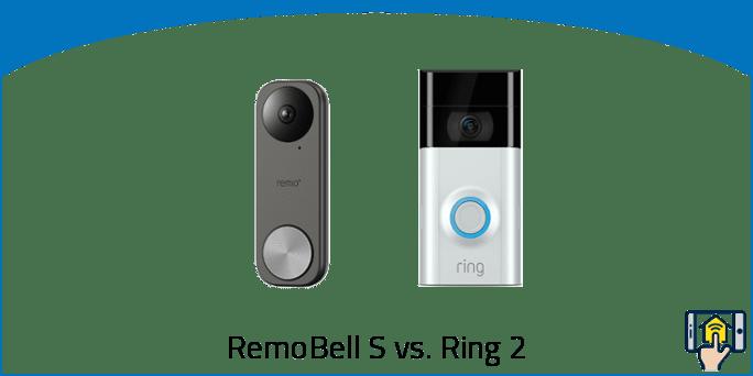 RemoBell S vs Ring Video Doorbell 2