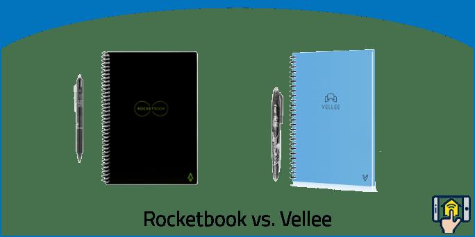Rocketbook vs. Vellee