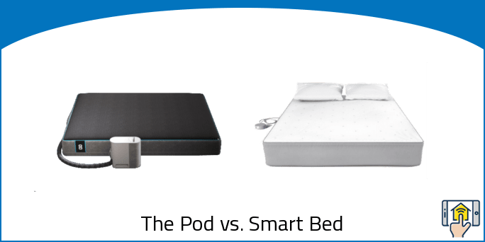 The Pod vs. smart bed