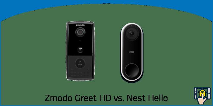 Zmodo Greet HD vs Nest Hello