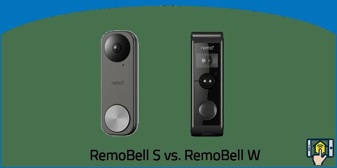 RemoBell-S-vs-RemoBell-W