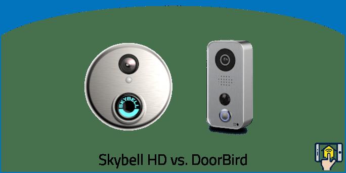 Skybell HD vs. DoorBird