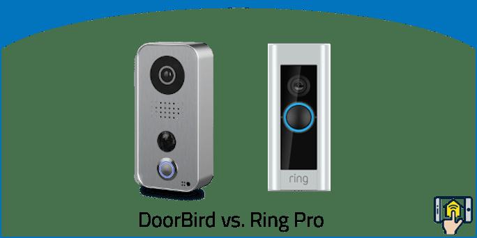 DoorBird vs Ring Pro