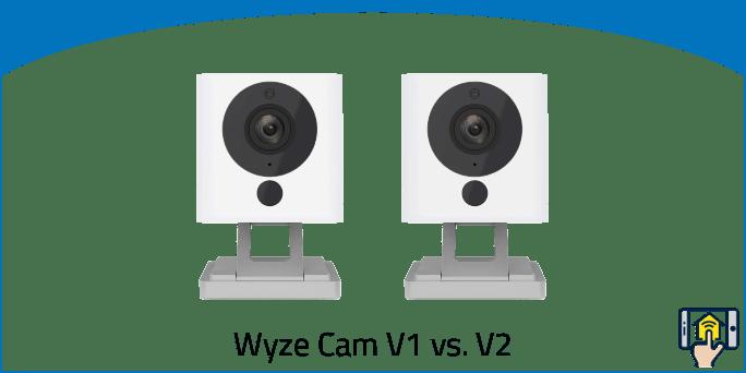 Wyze Cam V1 vs V2