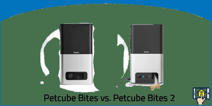 Petcube Bites vs. Petcube Bites 2