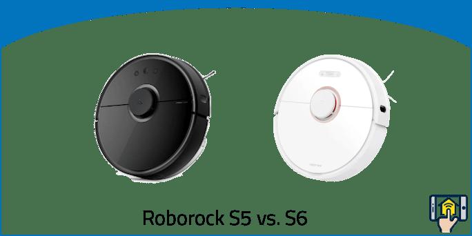 Roborock S5 vs. S6