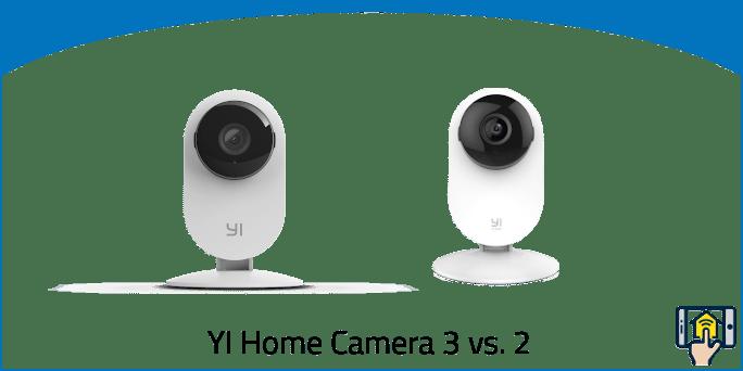 YI Home Camera 3 vs. 2