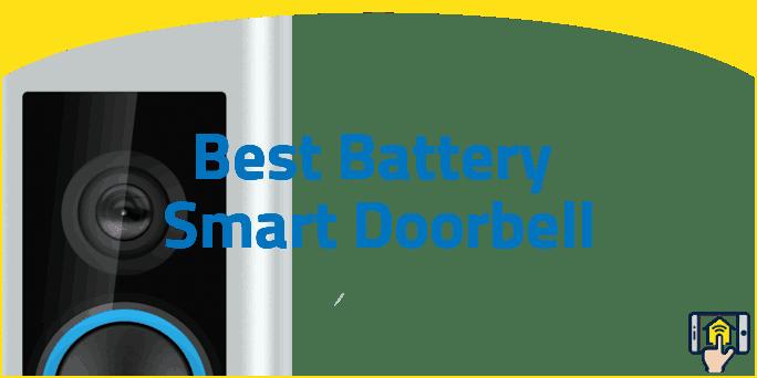 Best Battery Smart Doorbell