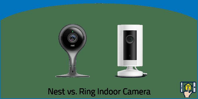 Nest Indoor Camera vs. Ring Indoor Camera