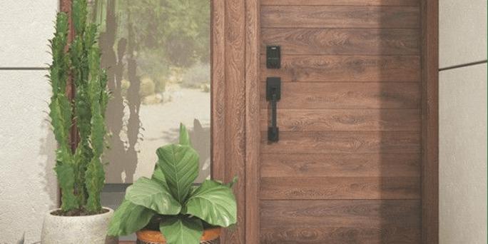 Schlage Connect Smart Deadbolt Z Wave Plus Enabled