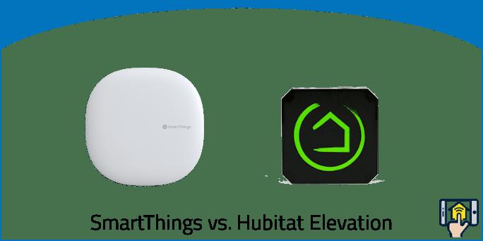 SmartThings vs. Hubitat Elevation