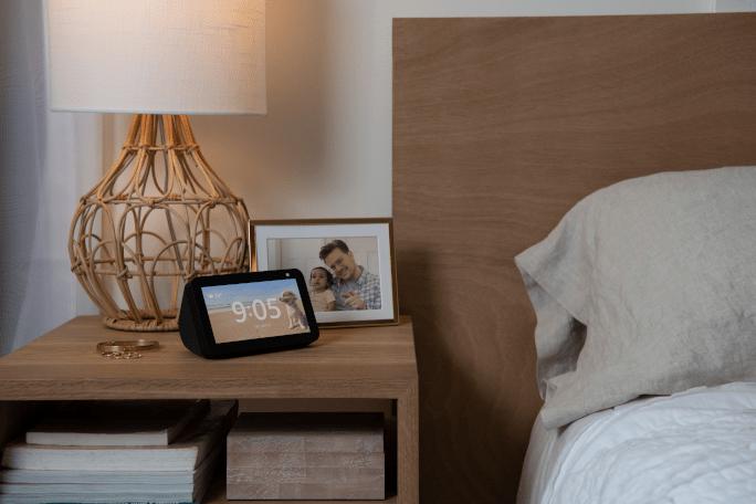 Echo Show 5 - extra Bedroom