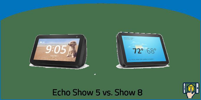 Echo Show 5 vs. Show 8