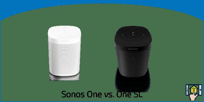 Sonos One vs. One SL