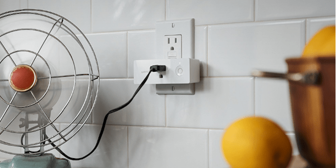 Wemo Mini Smart Plug-1