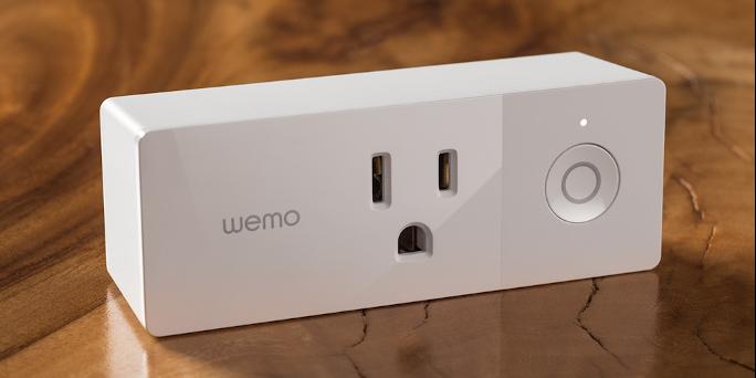 Wemo Mini Smart Plug-2
