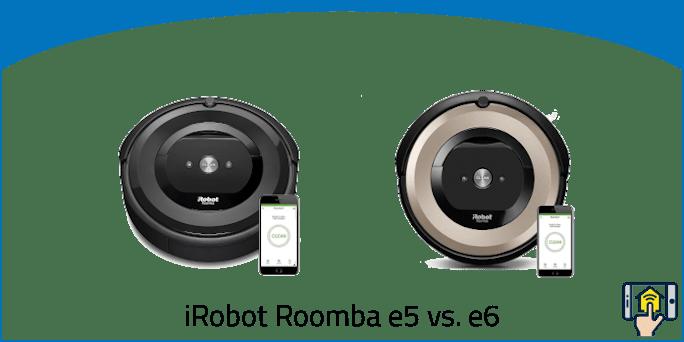 iRobot Roomba e5 vs. e6